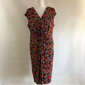 TravelSmith Womens M Nylon Dress Floral